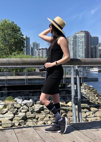 How to Style your Compression Socks in The Summer – Dr. Segal