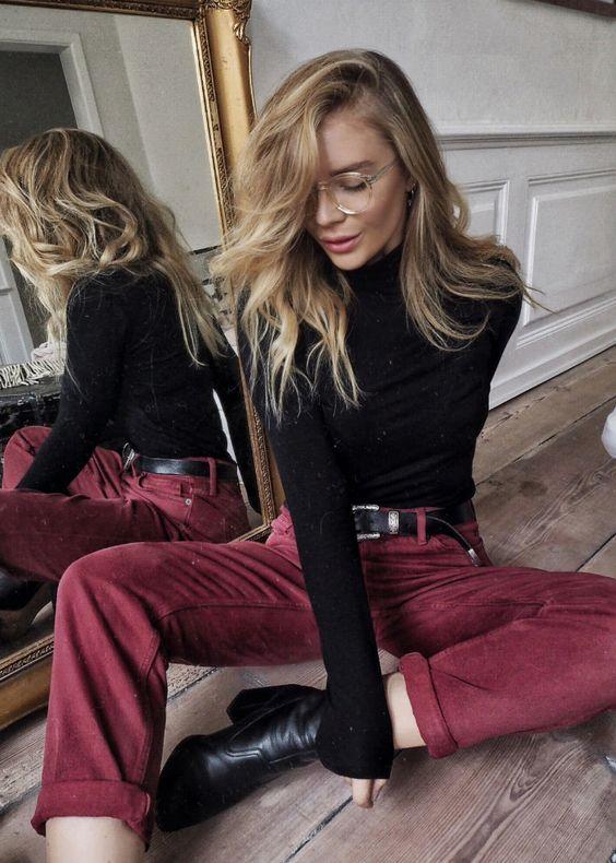 How to wear corduroy - Personal Shopper Paris - Dress like a Parisi