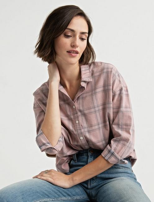Corduroy Shirt | Lucky Bra