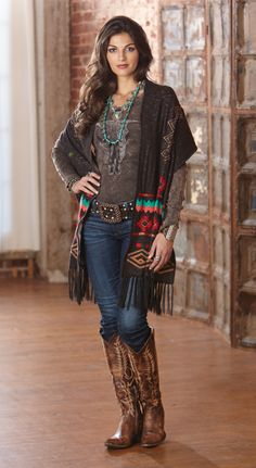 49 Best Western outfits for women images | Western outfits .