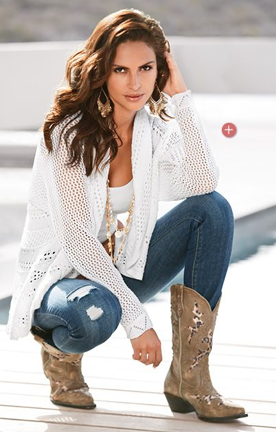 Leopard Cowboy Boot - another awesome outfit with those boots!!! I .