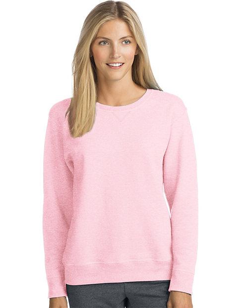 Hanes ComfortSoft Women's Sweatshirt   HO4633   Hanes.c