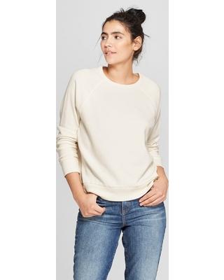 Spectacular Deals on Women's Crew Neck Sweatshirt - Universal .