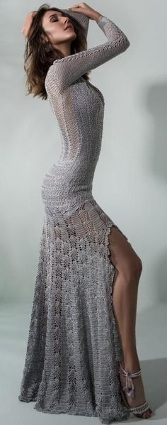 2467 Best Crochet dresses images | Dresses, Crochet clothes, Croch