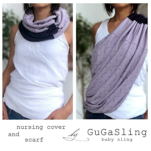 Amazon.com: Infinity scarf Multi use wrap Nursing cover .
