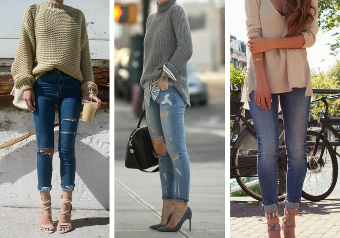 The Cuffing Season: 25 Stylish Outfits With Cuffed Jeans - BelleT