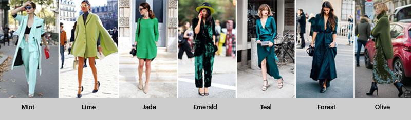7 Makeup Ideas for a Green Dress | GlamCorn