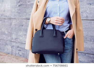 Handbag+outfit Images, Stock Photos & Vectors | Shuttersto