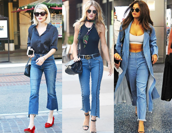 Latest Denim Fashion Trends - Chic Fashion For Wom