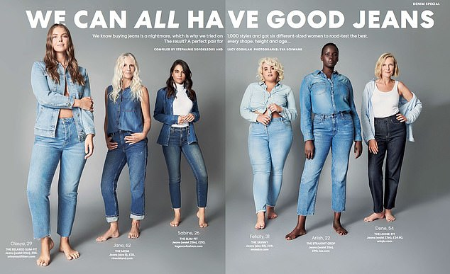 Denim Special: We can ALL have good jeans | Daily Mail Onli