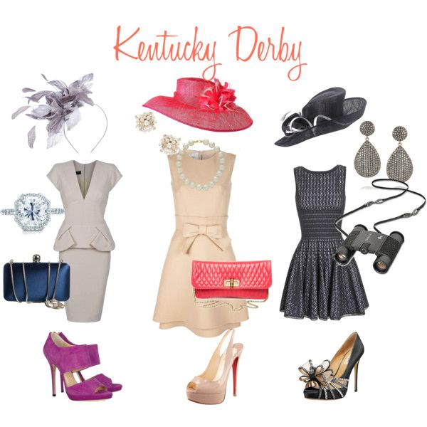 Kentucky Derby, or Royal Wedding, Perhaps? | Derby attire .