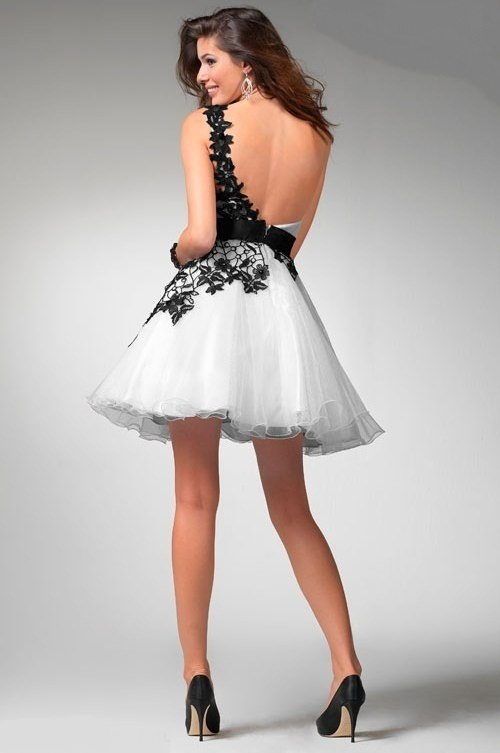 Latest Designer Short Prom Dress Ideas for Gir