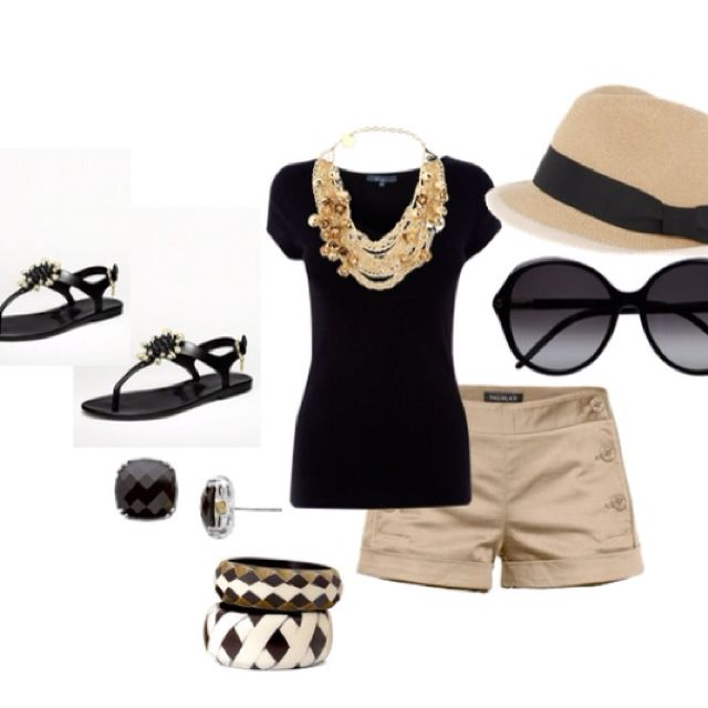 Summer | Casual summer outfits, Fashion, Fashion outfi