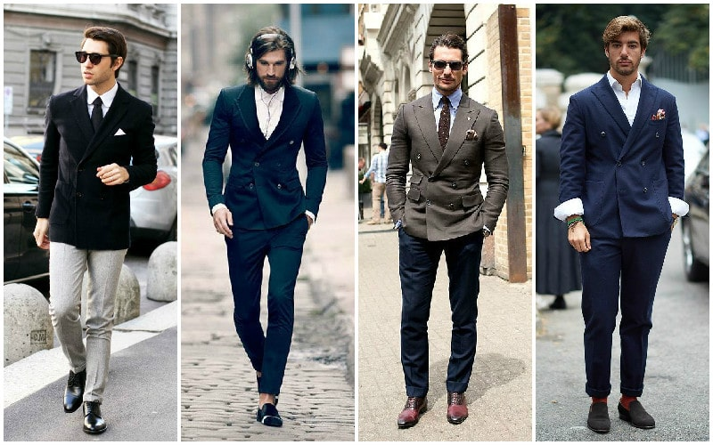 Bring Back the Double-Breasted Suit this Fall - The Trend Spott