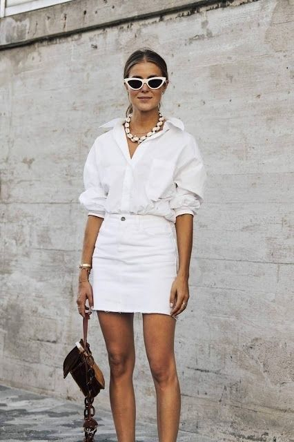 4 Stylish and Effortless Looks to Try Before Summer is Over .