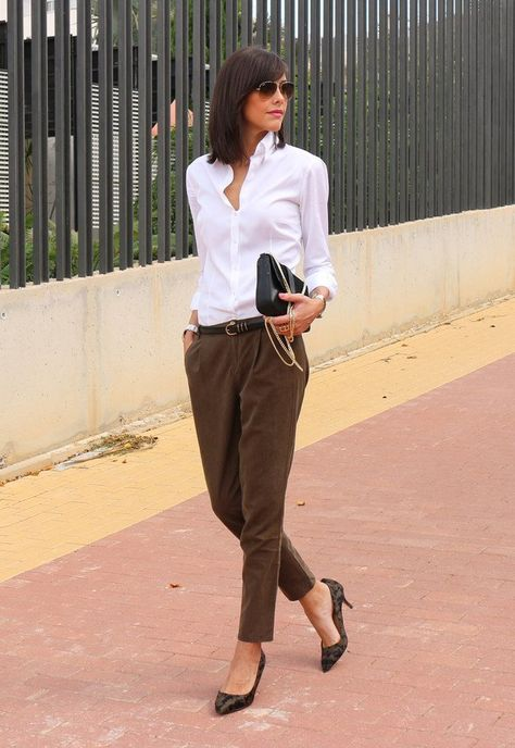 Fashionable Outfit Ideas for Work Days in Fall | Yazlık iş .