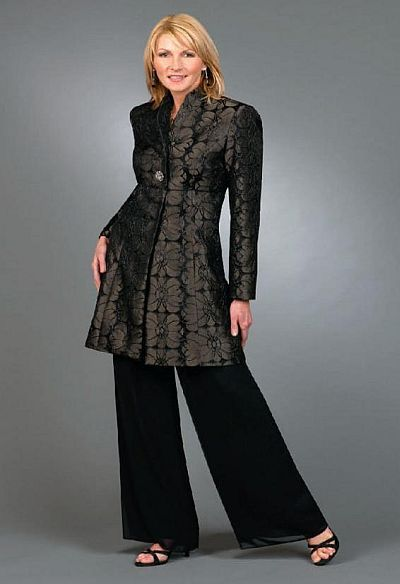 Formal Pant Suits For Women (With images)   Mother of the bride .