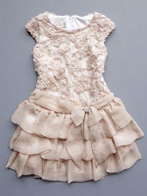 Isobella & Chloe Tea Time Drop Waist Dress | Outfit Ideas .