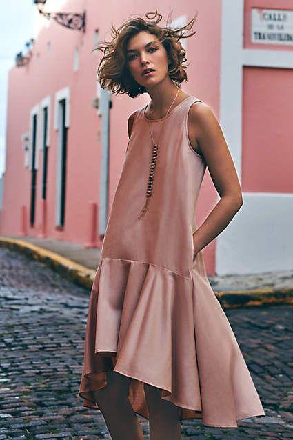 Camellia Dropwaist Dress - anthropologie.com | Dropwaist dress .