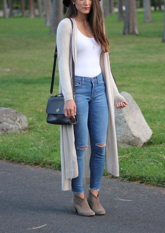 college girl outfit ideas / comfy winter causal cold weather .