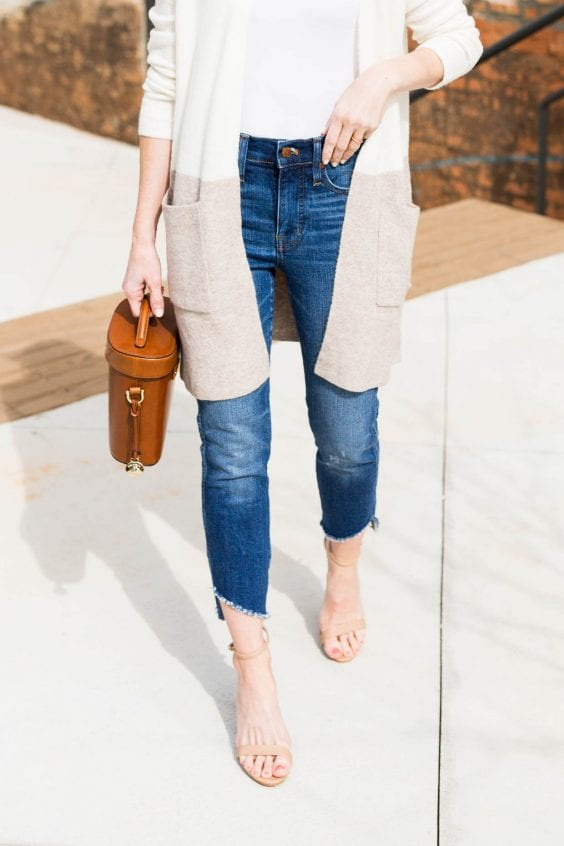 Long Cardigan Outfits Tips For Petites | Fashion Tips | Poor .
