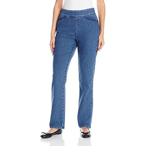 Elastic Waist Jeans: Amazon.c