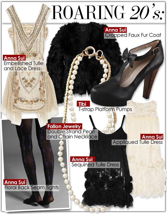 Style Inspiration: Roaring 20's - Celebrity Style Gui
