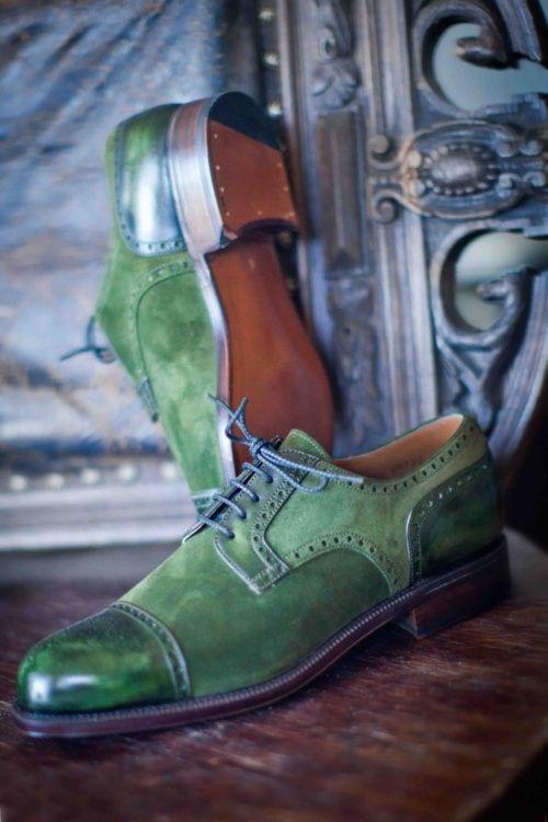 Carmina Forest. | Dress shoes, Emerald shoes, Dress shoes m