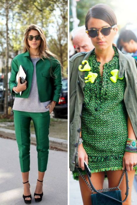 Green Clothing Outfit Ideas For Women 2020 - OnlyWardrobe.c