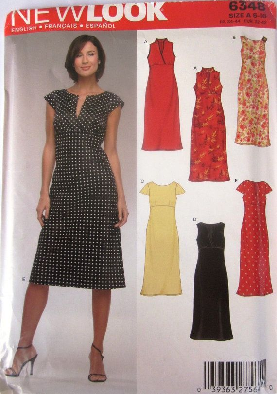 Image result for empire waist dress designs | Pattern fashi