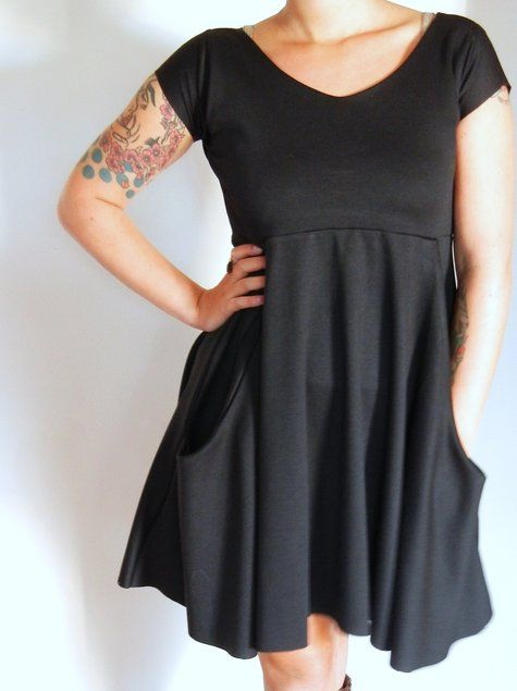 Belgrano Dream Dress | Sewing clothes women, Dresses, Dress patter