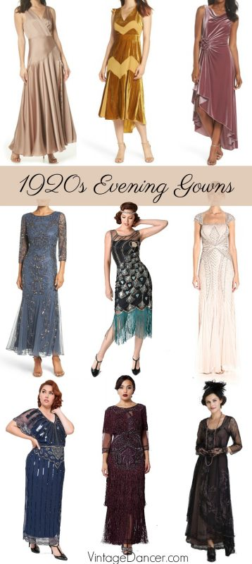 1920s Outfit Ideas: 10 Downton Abbey Inspired Costum