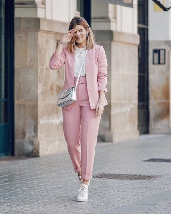 20 Elegant Semi-Formal Outfit Ideas For Women | Fashionlookstyle .