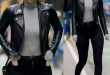 5 Best Leather Jacket Outfit Ideas to Copy Now | Best leather jacke