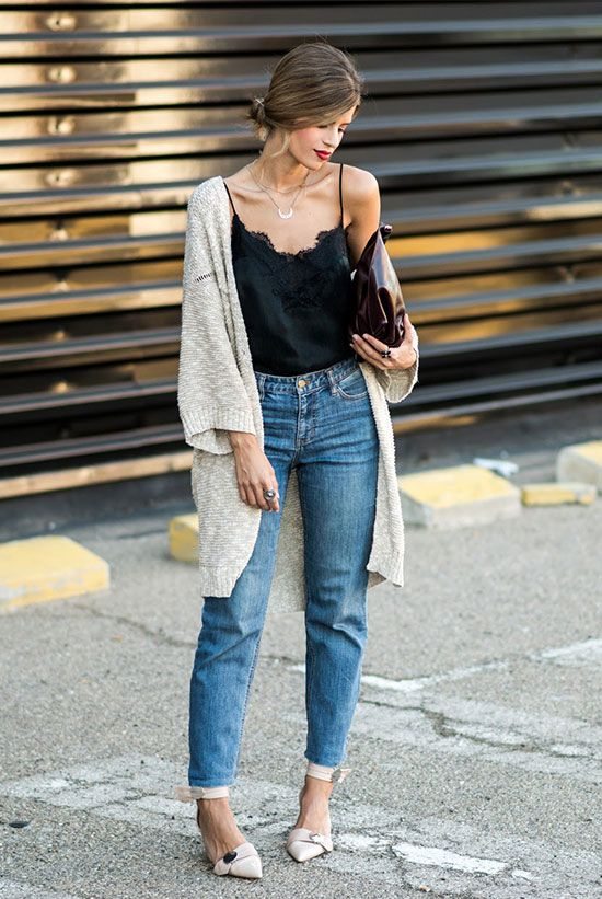 The Best Outfit Ideas Of The Week | Night out outfit, Mom jeans .