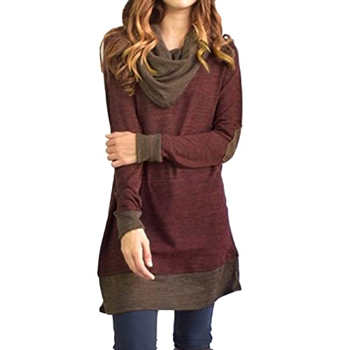 Long Tops to Wear with Leggings: Amazon.c