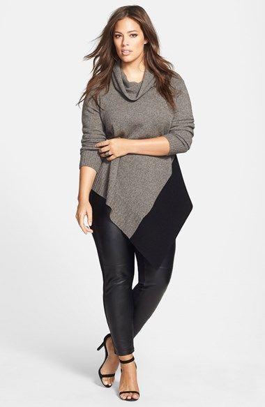 Plus Size Outfits With Leggings 5 best | Plus size leggings, Plus .
