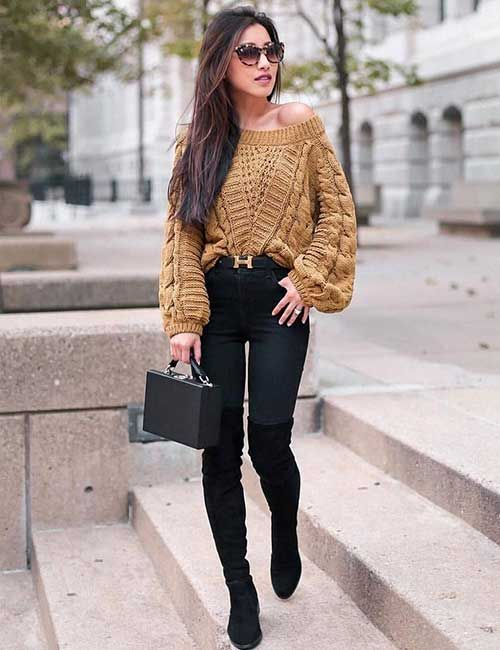 How To Dress If You Are A Petite Or A Short Woman   Cute fall .
