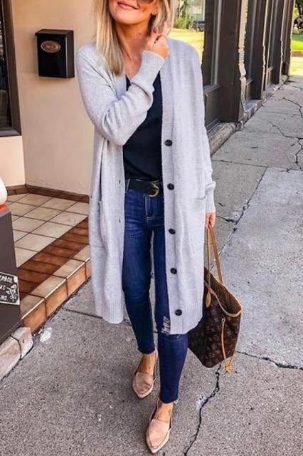 Super Cute Fall Outfit Ideas 2019 (With images) | Fall fashion .