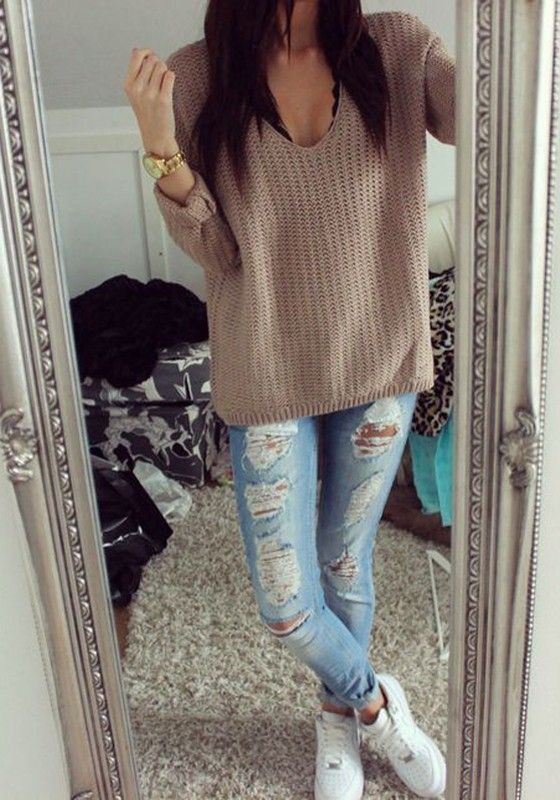 65 Fall Outfits for School to COPY ASAP | Cute simple outfits .