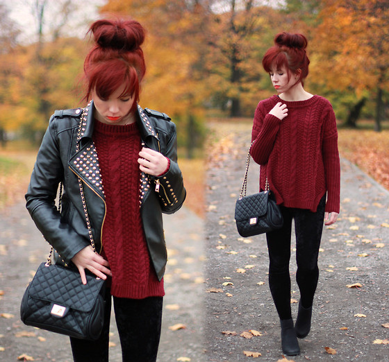 Stylish Outfit Ideas with a Plain Sweater - Outfit Ideas