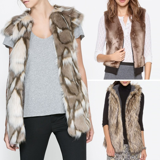 10 Best Faux Fur Vests | Rank & Sty