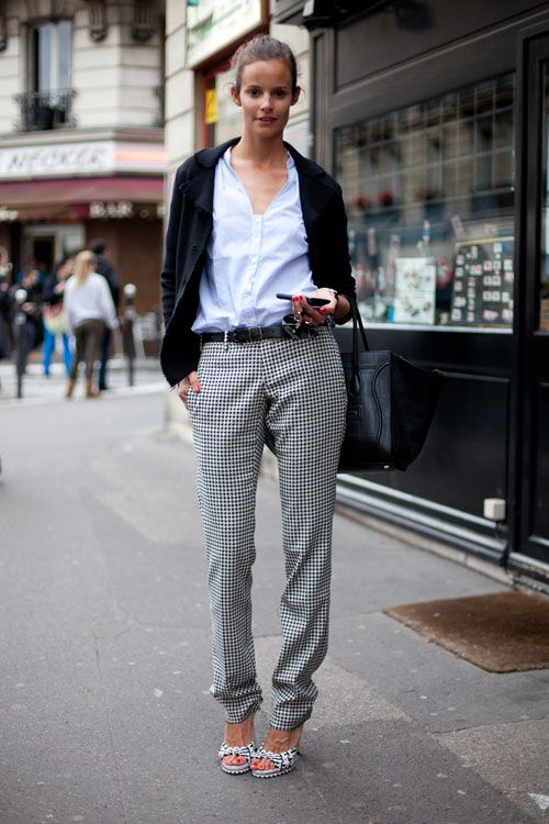 How to Wear: Flannel Trousers For Women 2020 | FashionGum.c
