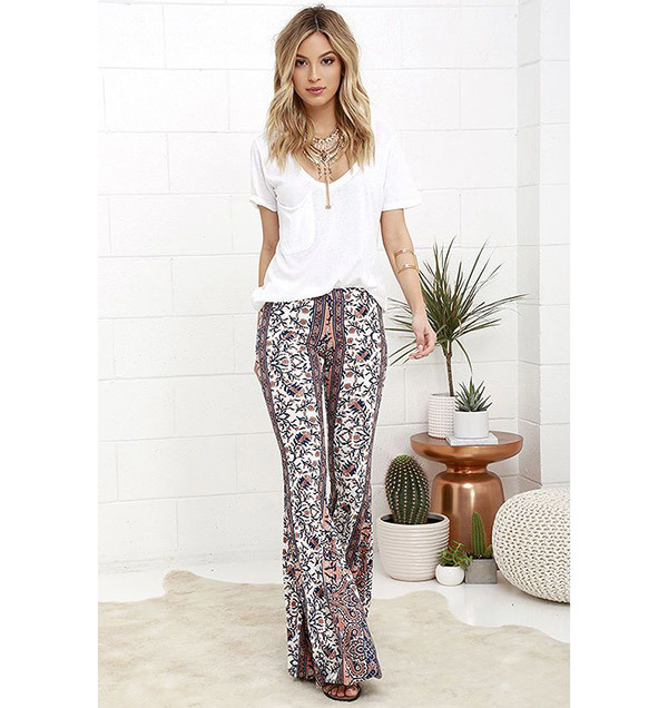 Flare Pants Outfits Are Now on the Trends Train - Outfit & Fashi