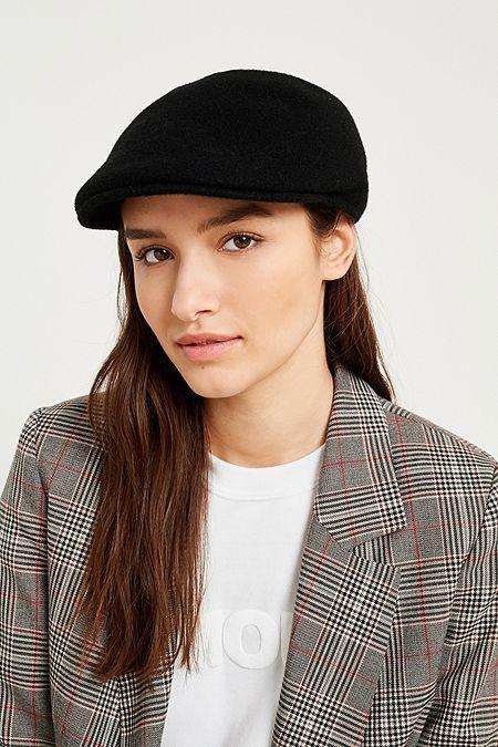 Kangol Seamless Wool Flat Cap | Flat caps wom