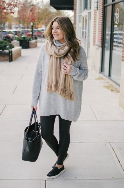 Top 15 Winter Leggings Outfit Ideas: Style Guide for Ladies - FMag.c