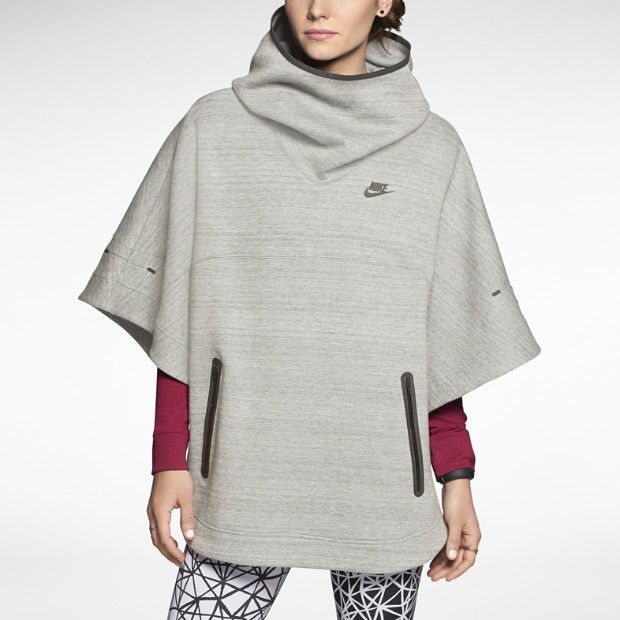 Nike Tech Fleece Women's Poncho - i LOVE THIS | ナイキテック .