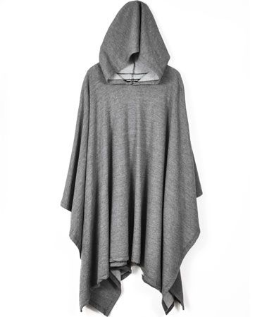 Just grey, but it will be a real colour if you wear it !! | Fleece .