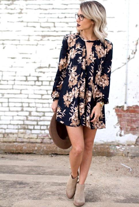 Floral Dress Ideas – Fashion dress