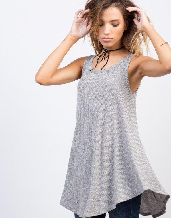 How to Wear Flowy Tank Top: 15 Breezy Outfit Ideas for Women .